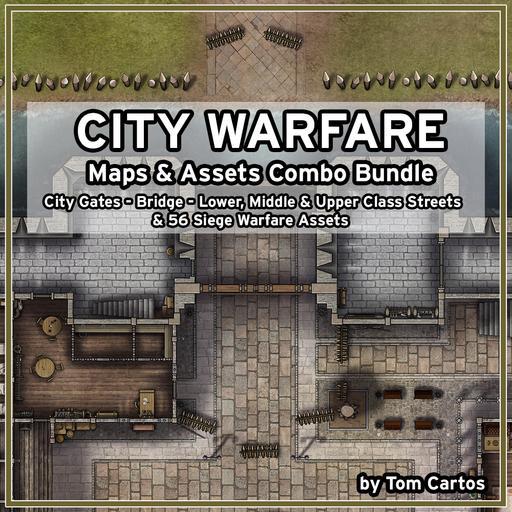 City Warfare Combo Bundle