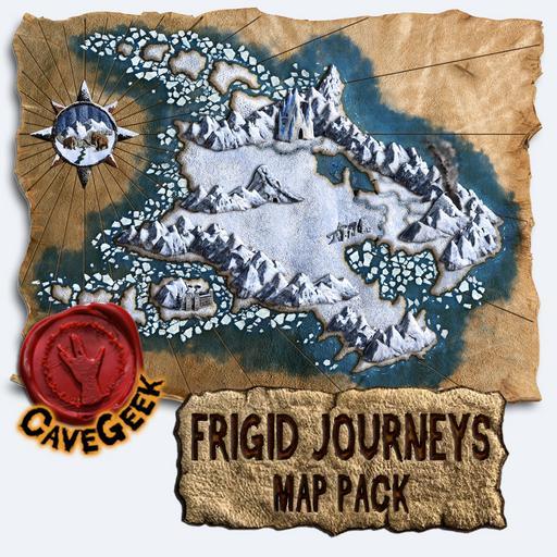 Frigid Journeys Map Pack