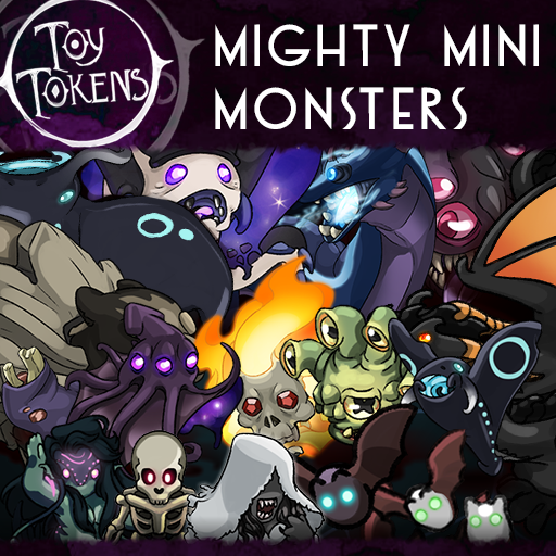 Mighty Mini Monsters