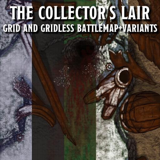 The Collector's Lair