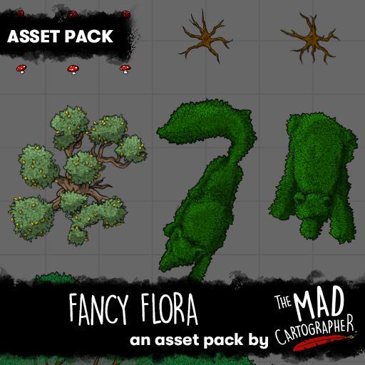 Fancy Flora Assets