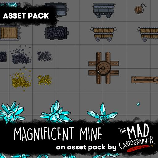 Magnificent Mine Assets
