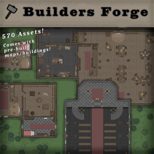 MF's - Builders Forge - Core