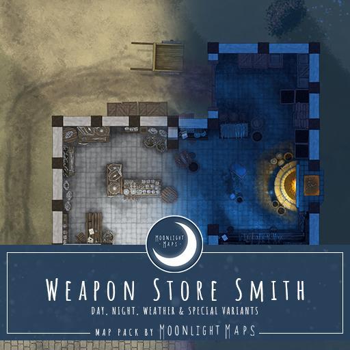 Weapon Store Blacksmith