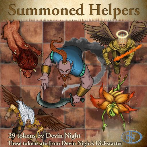 37 - Summoned Helpers (KS)