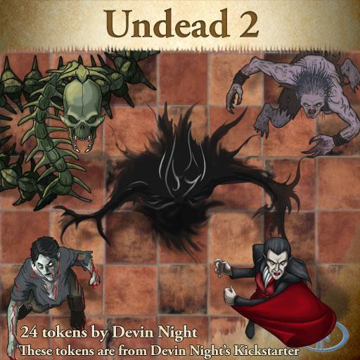 38 - Undead Pack 2 (KS)