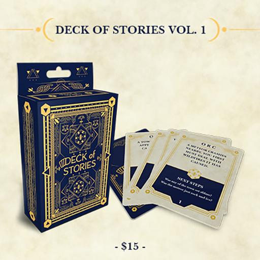 Deck of Stories Vol. 1