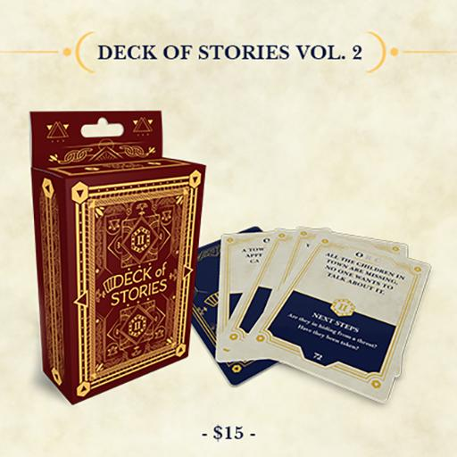 Deck of Stories Vol. 2