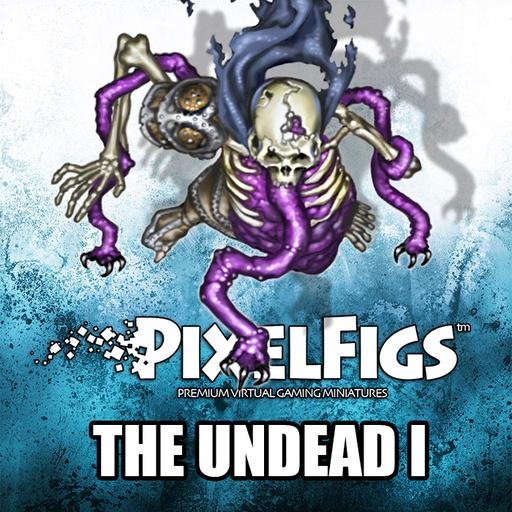 PixelFigs™ The Undead I