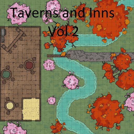 Taverns and Inns Vol 2