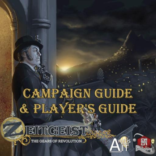 Z: Campaign & Player's Guides