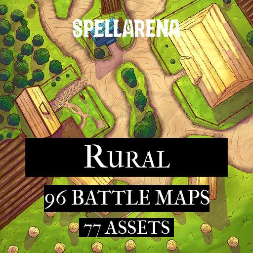 Rural Maps and Asset Pack