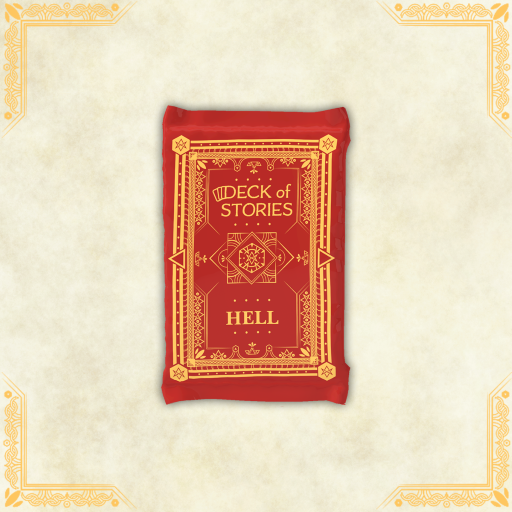 Deck of Stories Hell Booster
