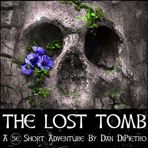 Lost Tomb Side-Trek