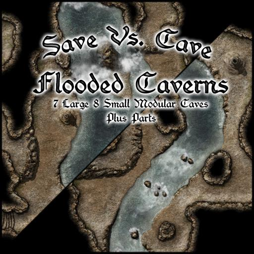 Save Vs. Cave Flooded Caverns