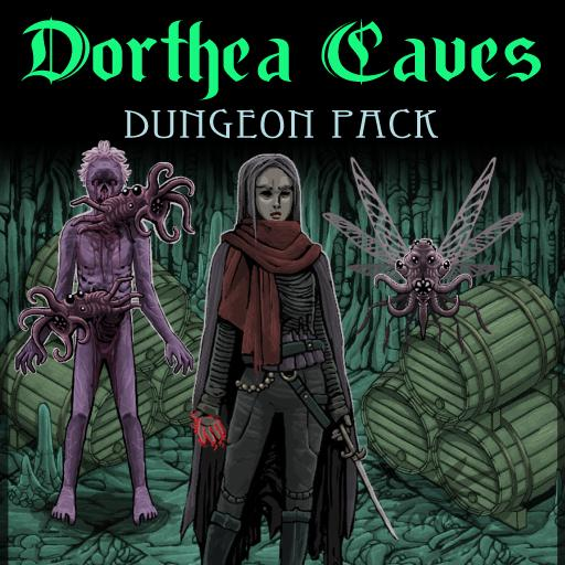 Dorthea Caves Dungeon Pack