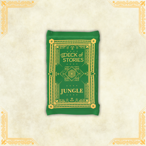 Deck of Stories Jungle Booster