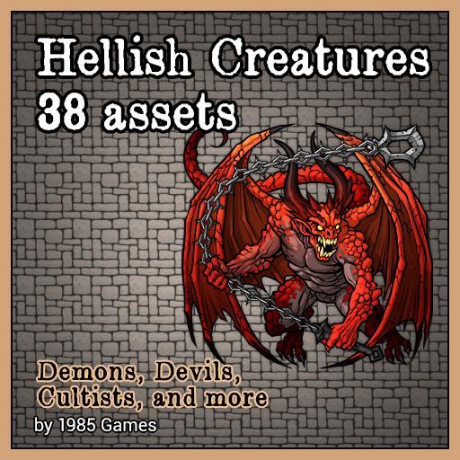 Hellish Creatures
