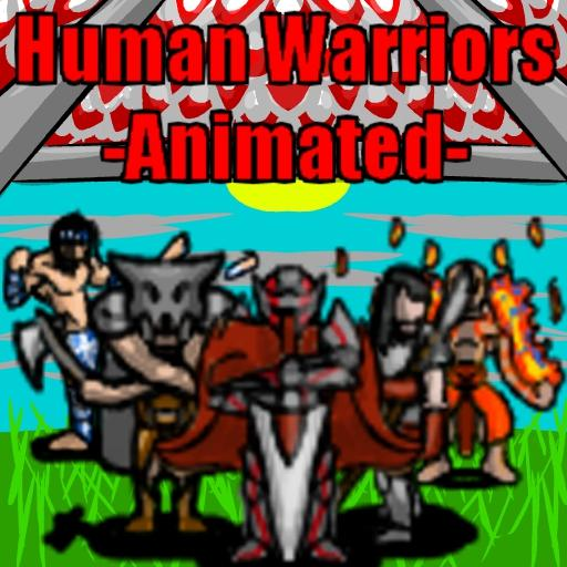 Human Warriors Animated