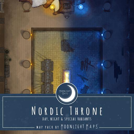 Nordic Throne