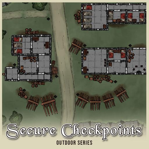 Secure Checkpoints Pack