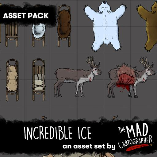 Incredible Ice Assets