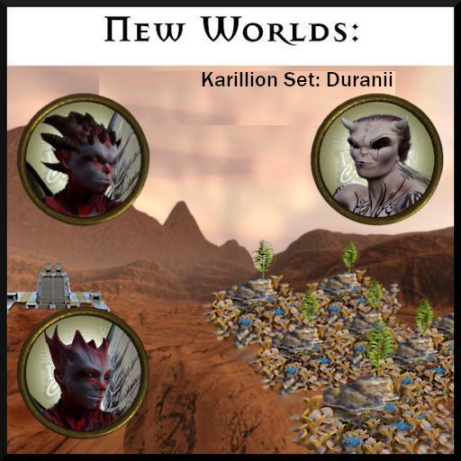NW: Karillion-Duranii: Kilgarian Set