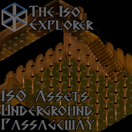 Iso Assets: Underground Passage