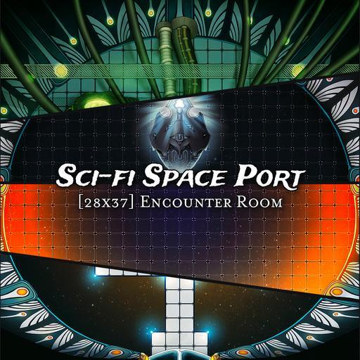 Sci-Fi Spaceport