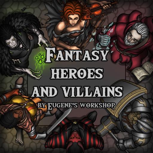 Fantasy Heroes and Villains