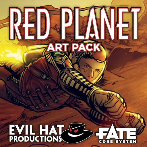 Red Planet: Art Pack