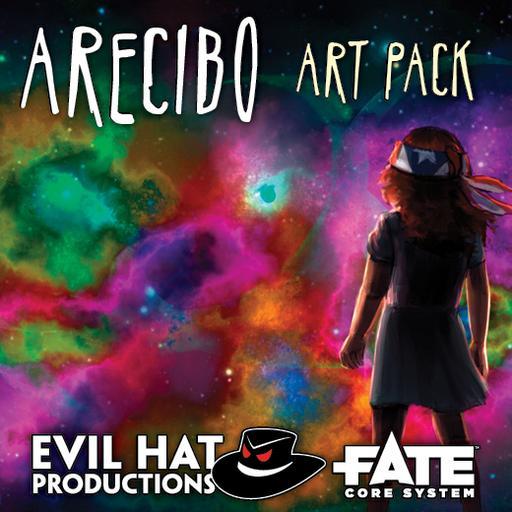 Arecibo: Art Pack