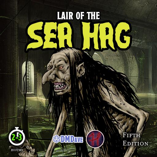 Lair of the Sea Hag