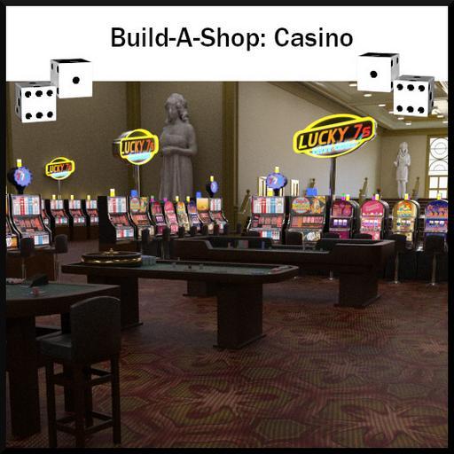 Build-a-Shop: Casino