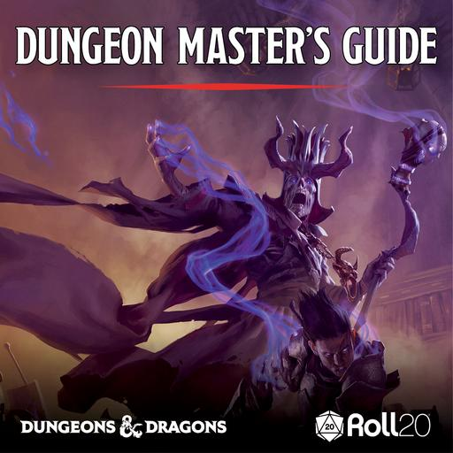 Dungeon Master's Guide Map Addon