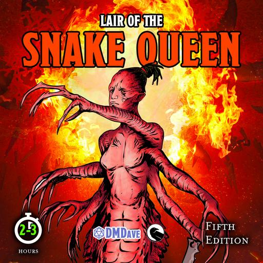Lair of the Snake Queen