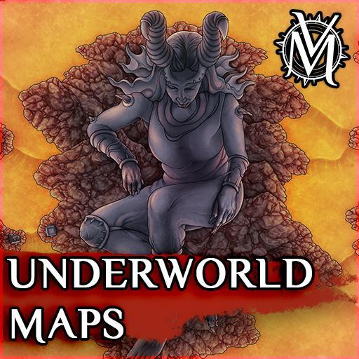 Underworld Maps: Part One