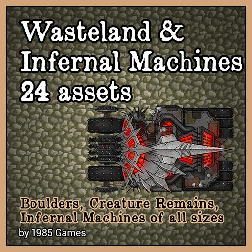 Wasteland & Infernal Machines