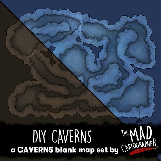 DIY Caverns