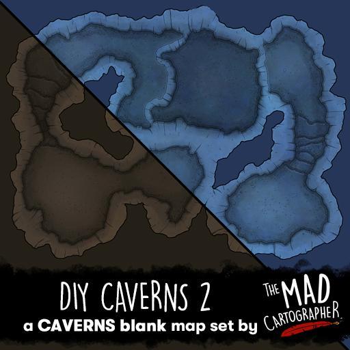 DIY Caverns 2