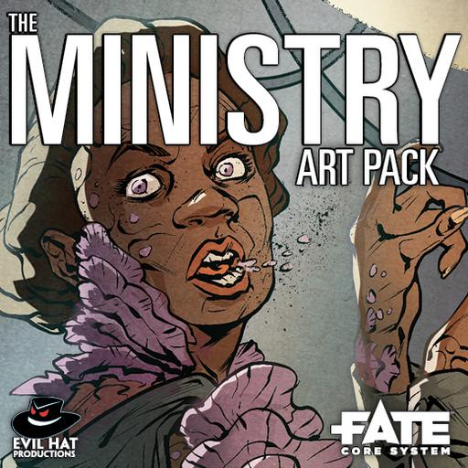 The Ministry: Art Pack