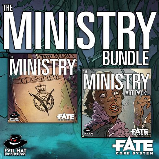 The Ministry: World and Art Bundle