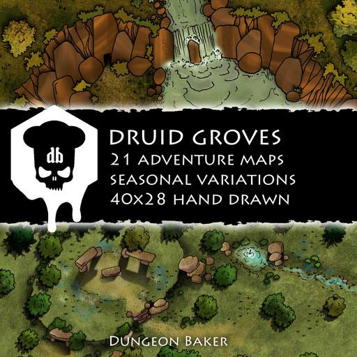 Druid Groves