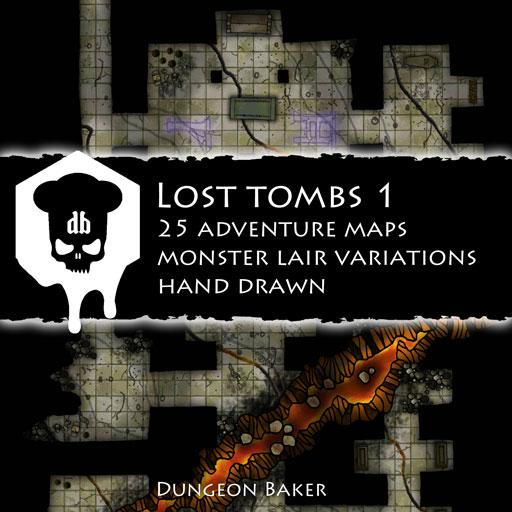 Lost Tombs 1