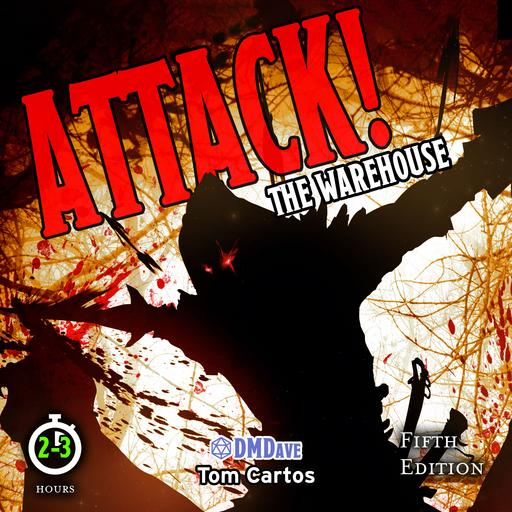 Attack! The Warehouse