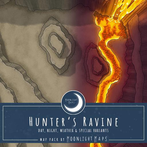 Hunter's Ravine