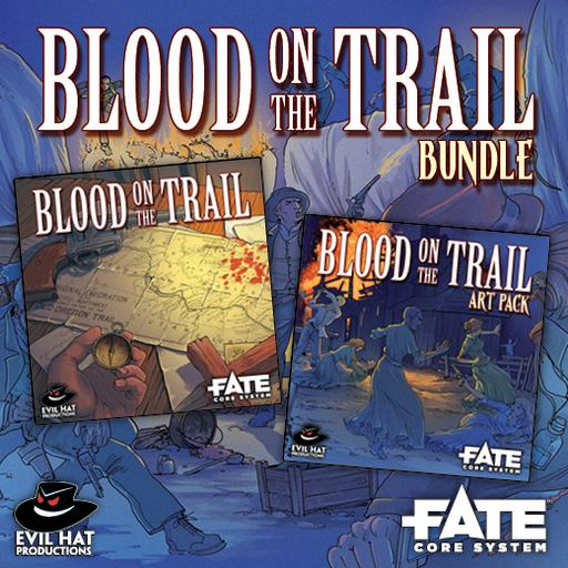 Blood on the Trail: World and Art Bundle