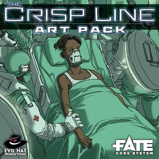The Crisp Line: Art Pack