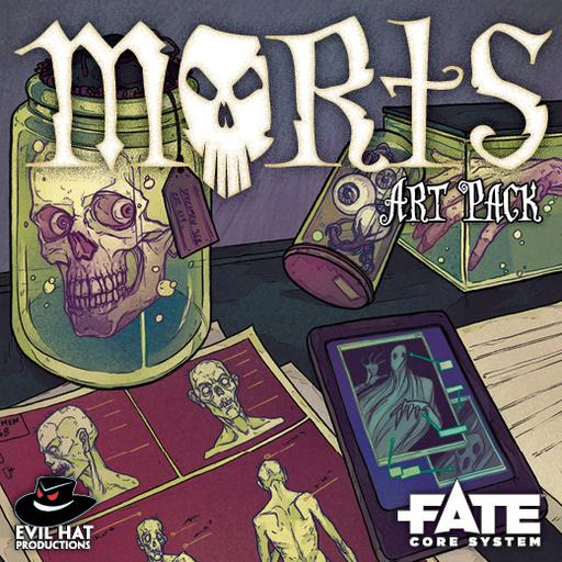 Morts: Art Pack