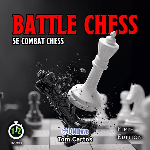 Battle Chess: Fifth Edition Combat Chess